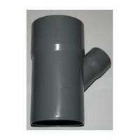 DERIVACION DE PVC SANITARIO DE 110 A 50 - 45º M-H-H