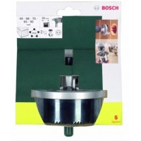 CORONA PERFOR. MAD/PLAD 60-68-75-83-92MM 32MM BOSCH 5 PZ