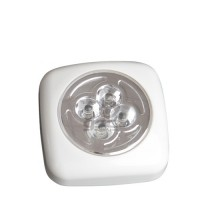 PUSH-LIGHT 4LEDS. 3 PILAS R3 (AAA) - BLÍSTER