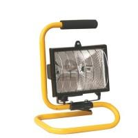 FOCO HALOGENO MÓVIL CON SOPORTE SUELO + LAMP.500W IP44