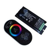 CONTROLADOR PARA TIRAS LED SMD RGB 216W 12V