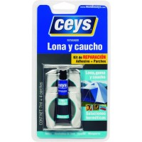 REPARADOR LONA CAUCHO 7ML+PARCHES 505017 CEYS