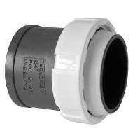 RACOR MOVIL PVC SANITARIO 40 HEMBRA A 1 1/2