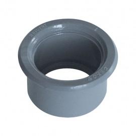 CASQUILLO REDUCIDO DE PVC SANITARIO 40-32 M-H