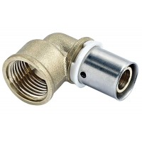 CODO HEMBRA MULTICAPA 25 3/4 FITTING STANDARD