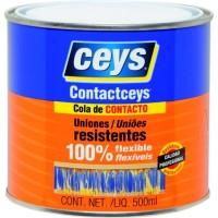 COLA CONTACTO 1/2 LITRO CONTACTCEYS BOTES 503406