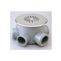 BOTE SIFONICO SUMIDERODE PVC DE 10CM